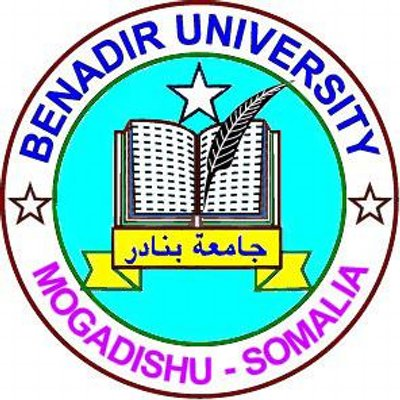 Benadir University Logo